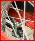 ClassicTrial picture,  Beta chain tensioner mod, click to enlarge click pop-up to close.