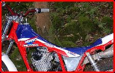 ClassicTrial picture, Evo tank-seat unitl, click to enlarge, click pop-up to close.