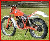 ClassicTrial picture, Adrian Cairns 240 Fantic, click to enlarge click pop-up to close.