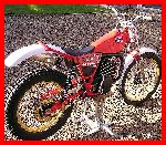 Classictrial modified 240 Fantic