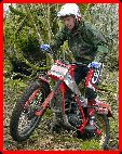 ClassicTrial picture,  Phil Wiffen 300 Fantic, click to enlarge click pop-up to close.
