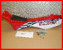 ClassicTrial GRP Tanks and seat unit kit for Honda TLR